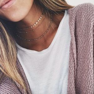 Jewelry - 🌷 Dagny 3 layers Choker Necklace